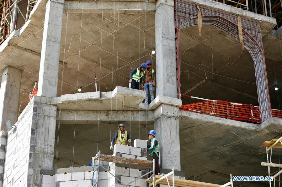 Feature: Fresh construction projects spring up amid improved