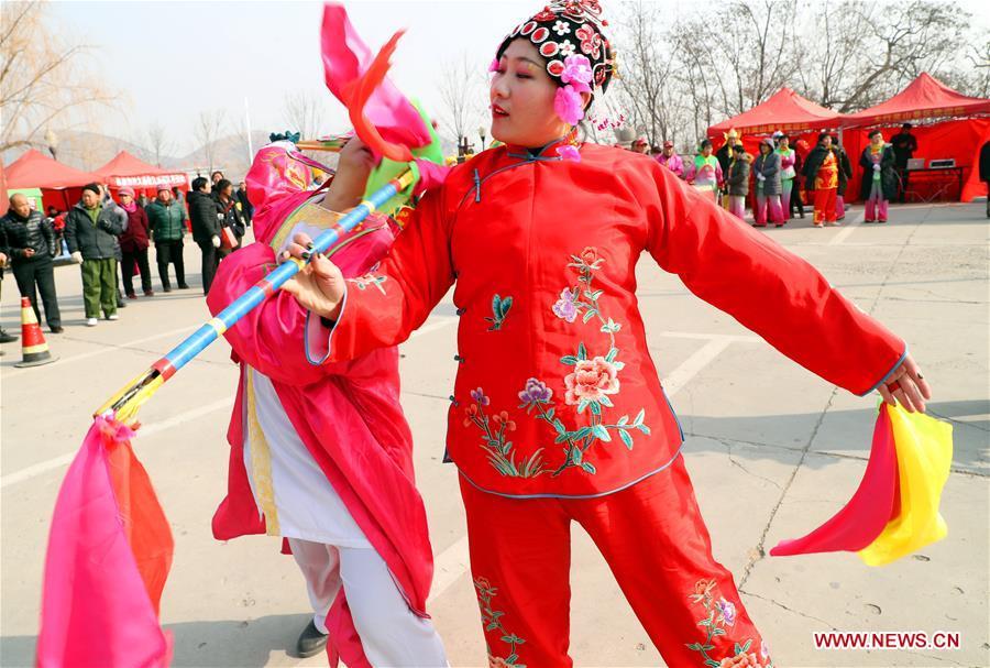 #CHINA-FOLK DANCE-PERFORMANCE (CN)