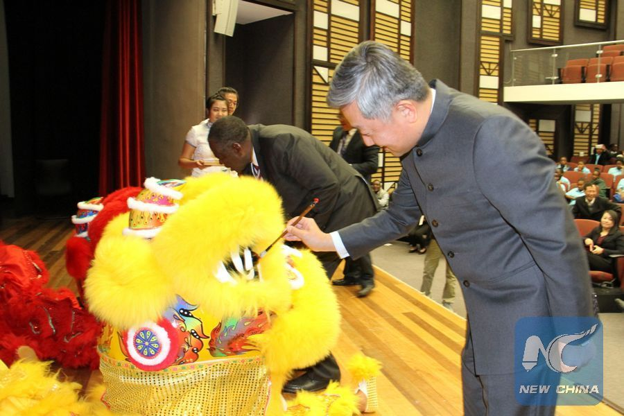 Confucius Institute plans to open more teaching sites in Namibia