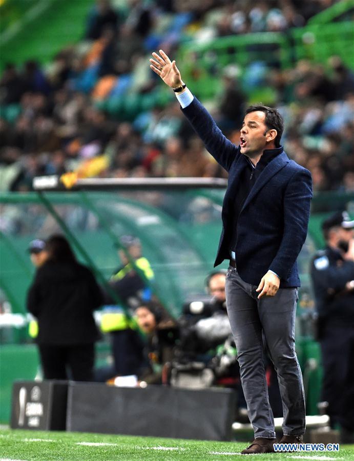 (SP)葡萄牙 - 里斯本 - 足球 - 欧洲联盟欧洲联盟 - 体育VS VILLARREAL