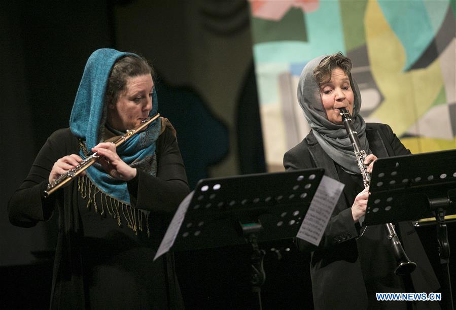 伊朗 - 德黑兰 - 国际音乐节