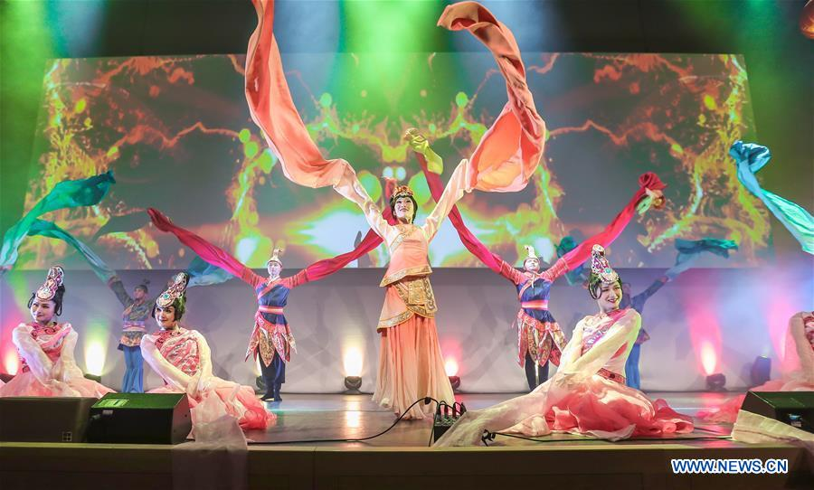 IRELAND-DUBLIN-SPRING FESTIVAL GALA
