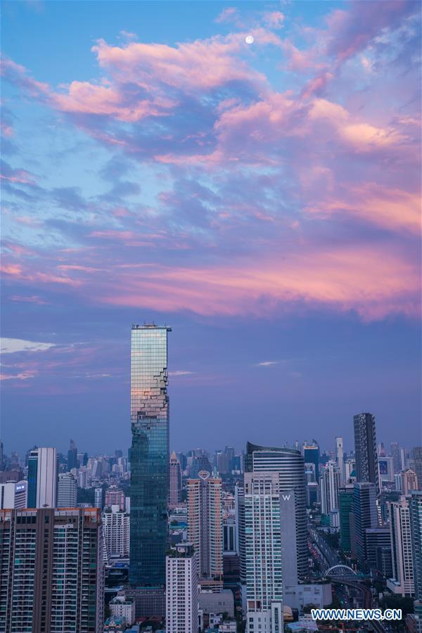 THAILAND-BANGKOK-AIR QUALITY