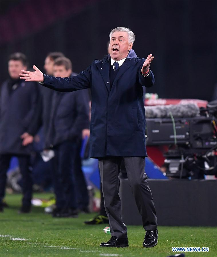 (SP)ITALY-NAPOLI-SOCCER-SERIE A-NAPOLI VS TORINO