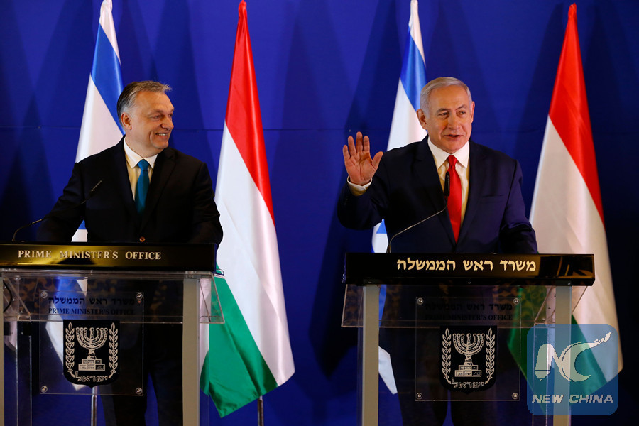 Orban says Hungary to open trade office