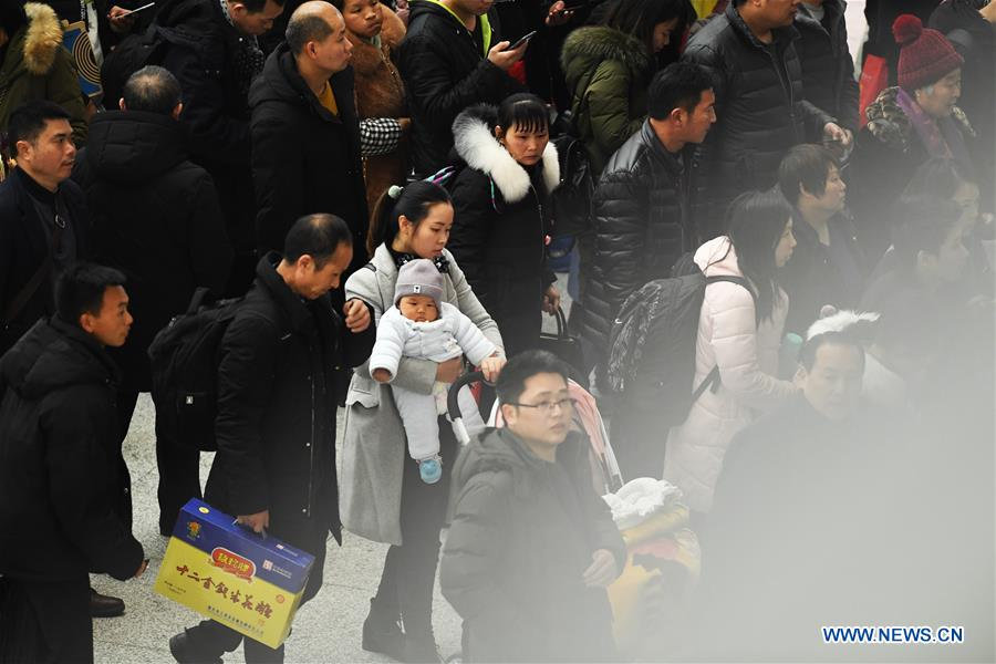 CHINA-CHONGQING-POST-HOLIDAY TRAVEL PEAK (CN)