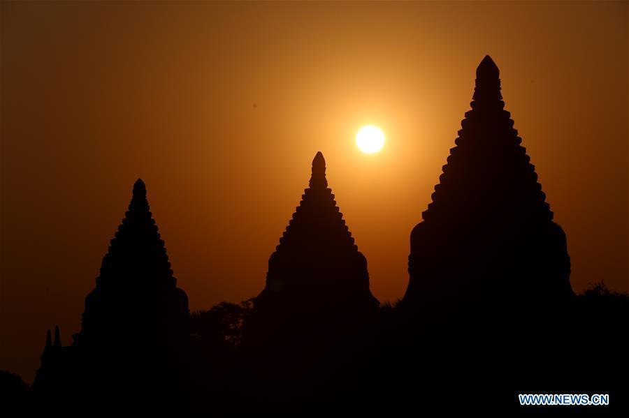 MYANMAR-BAGAN-ANCIENT CITY