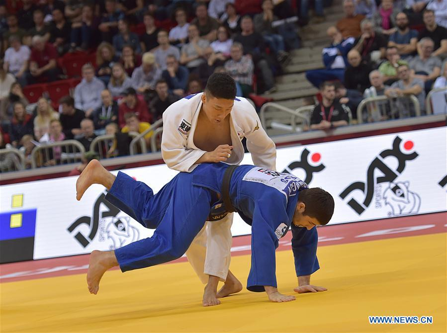 Highlights of Int'l Judo Federation Dusseldorf Grand Slam