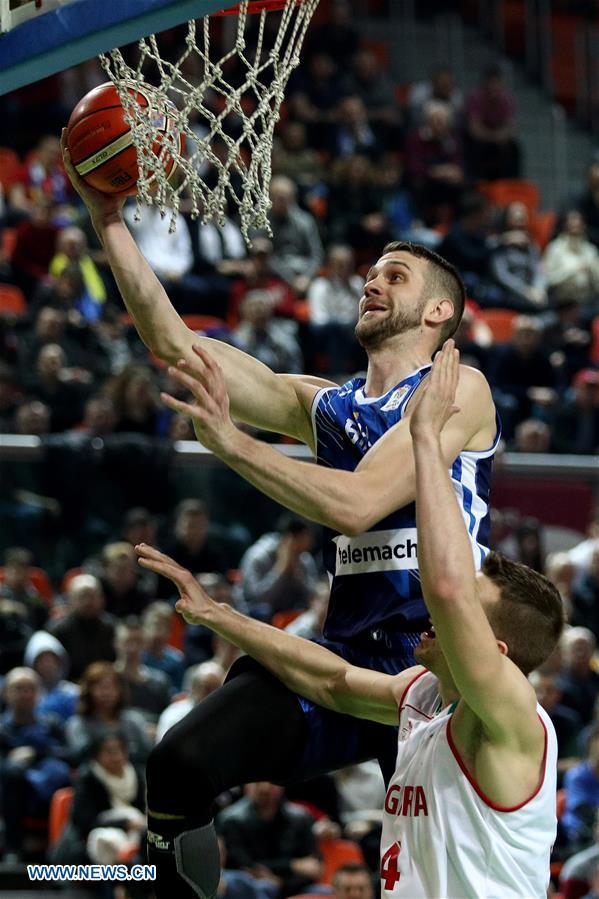 (SP)BOSNIA和HERZEGOVINA-ZENICA-FIBA篮球世界杯2019年 - 欧洲资格赛 -  BIH VS BUL