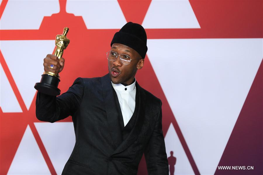 Mahershala Ali wins Oscars Best Supporting Actor for