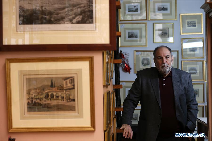 希腊 - 雅典古董危机恢复