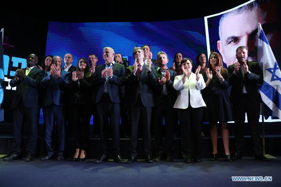 以色列 - 里岡 - 萊庫恩 - 庫拉努黨派候選名單