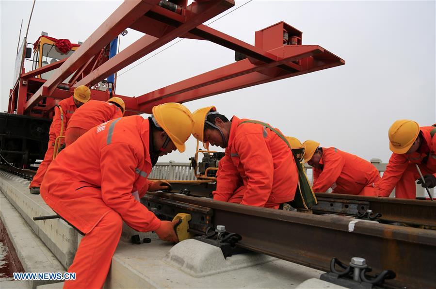 #中国 - 安徽高速铁路建设(中国)