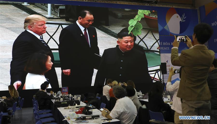 Kim, Trump end 2nd summit without deal in Hanoi, Vietnam