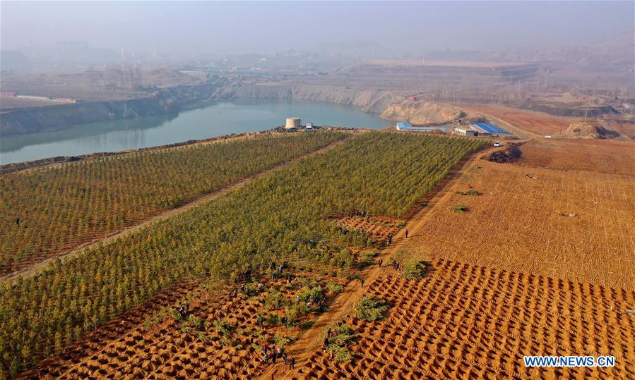 CHINA-BEIJING-ECOLOGICAL CIVILIZATION CONSTRUCTION (CN)
