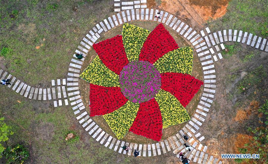 CHINA-GUANGXI-GESANG FLOWERS (CN)