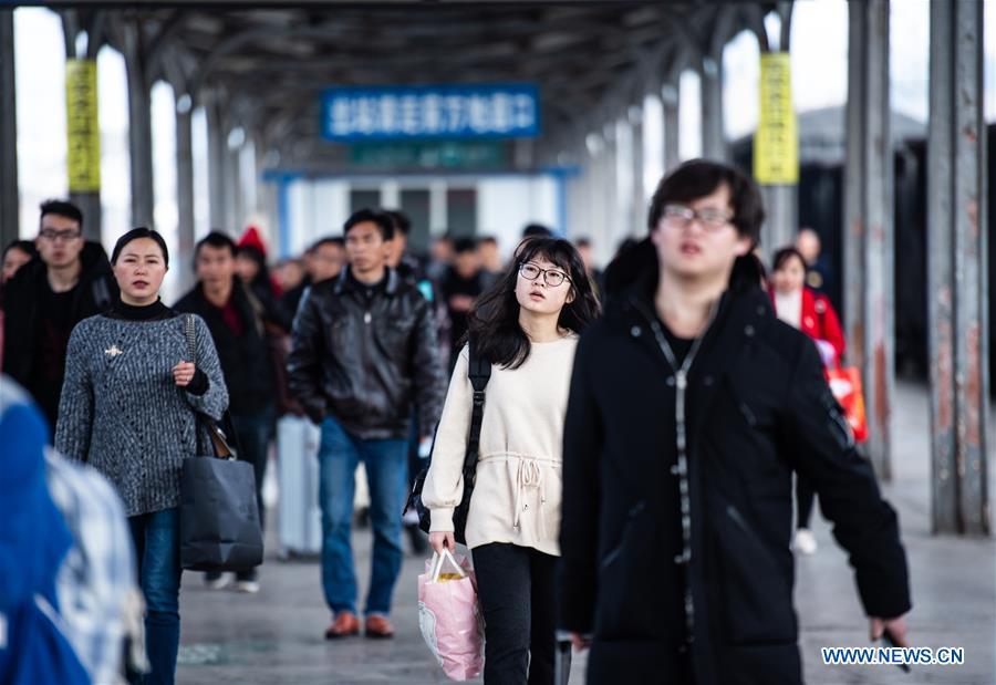 中国 - 春节旅游冲刺(CN)