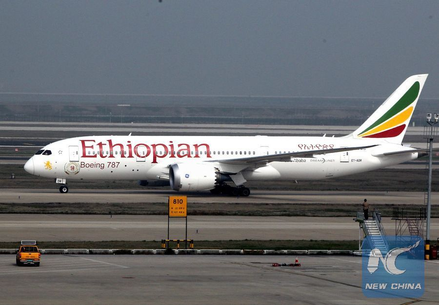 Ethiopian Airlines to double flights to China's Guangzhou
