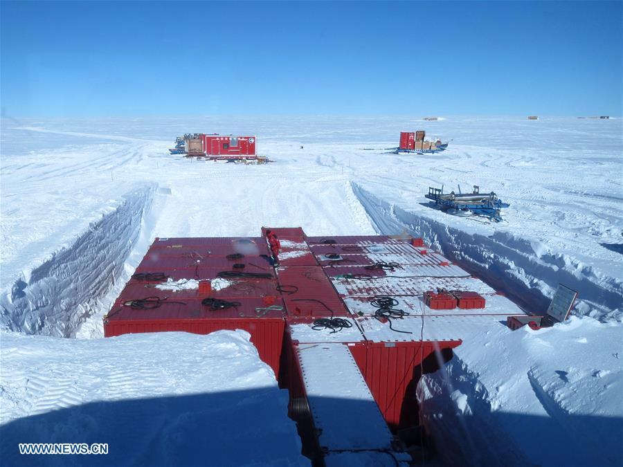 南极 - 中国 - 科学研究 - 台山站