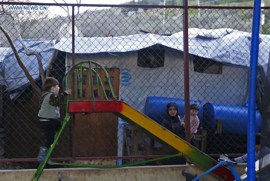 黎巴嫩 - 凯特梅亚 - 叙利亚难民营