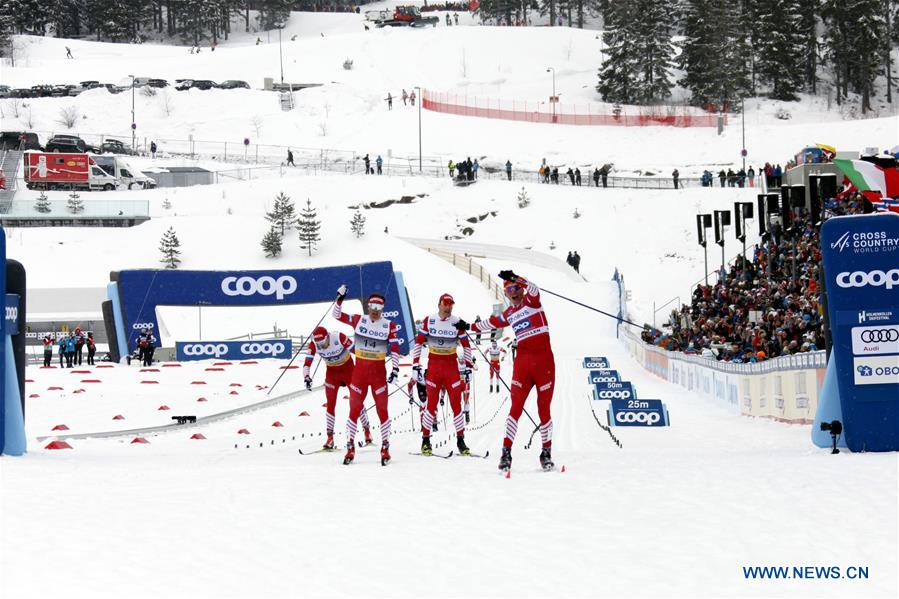 (SP)NORWAY-OSLO-SKIING-CROSS COUNTRY WORLD CUP