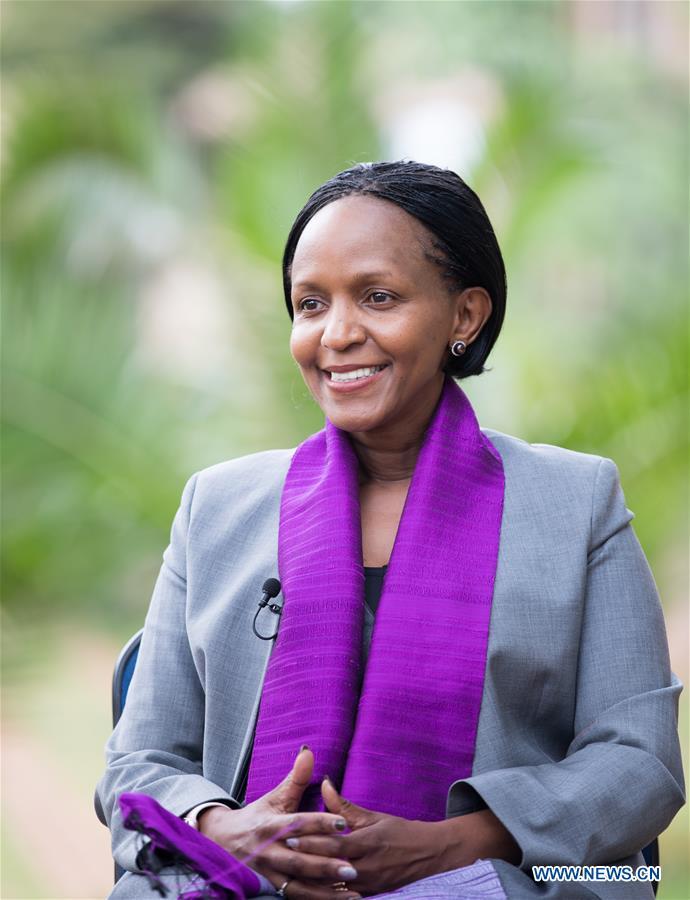 KENYA-NAIROBI-UN-JOYCE MSUYA-INTERVIEW