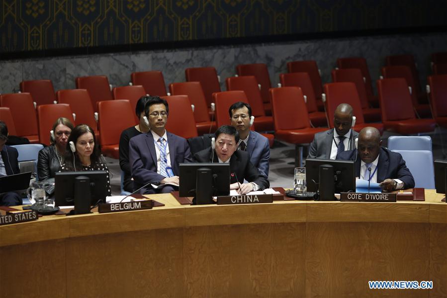 联合国安理会 - 阿富汗 - 中国环境