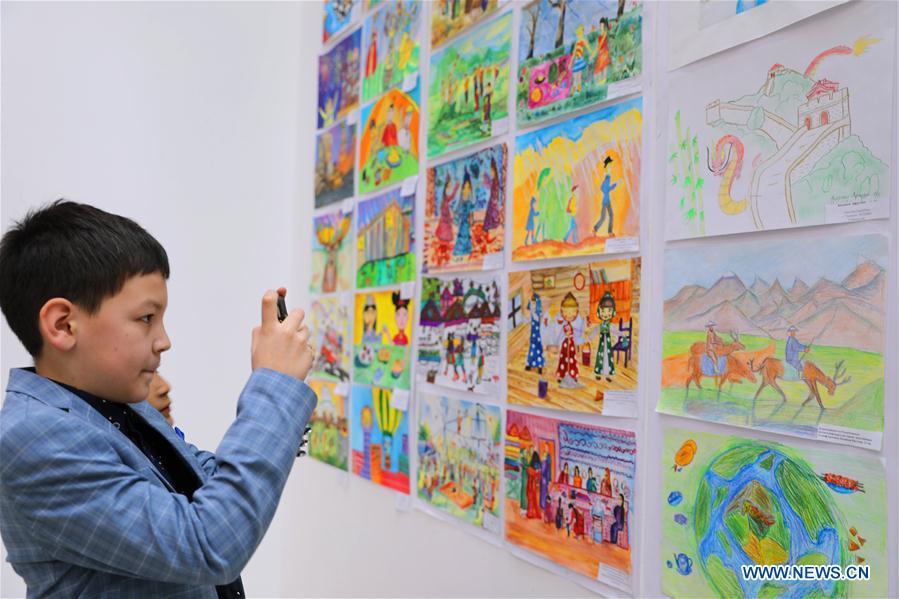乌兹别克斯坦塔什干展-ART
