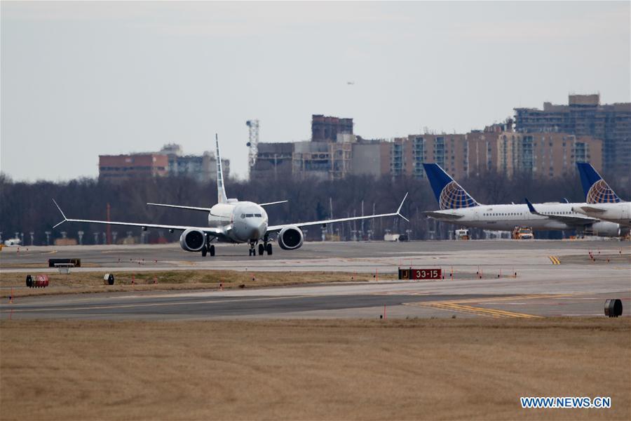 U.S.-WASHINGTON D.C.-BOEING 737 MAX-GROUNDING