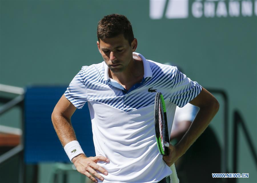 (SP)US-INDIAN WELLS-TENNIS-ATP-BNP PARIBAS OPEN