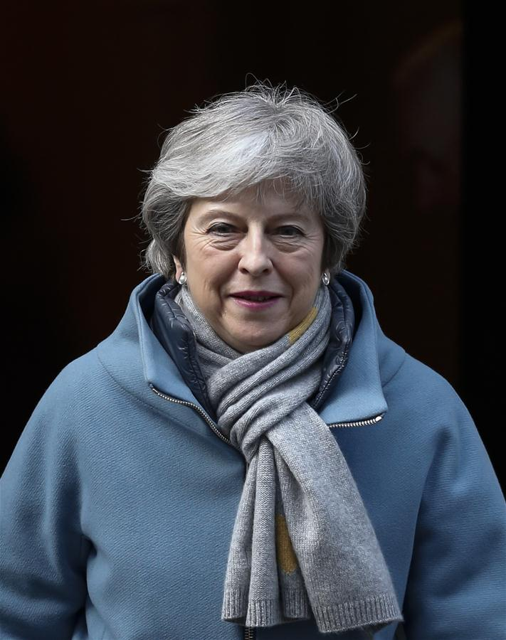 BRITAIN-LONDON-SECOND BREXIT REFERENDUM-VOTE