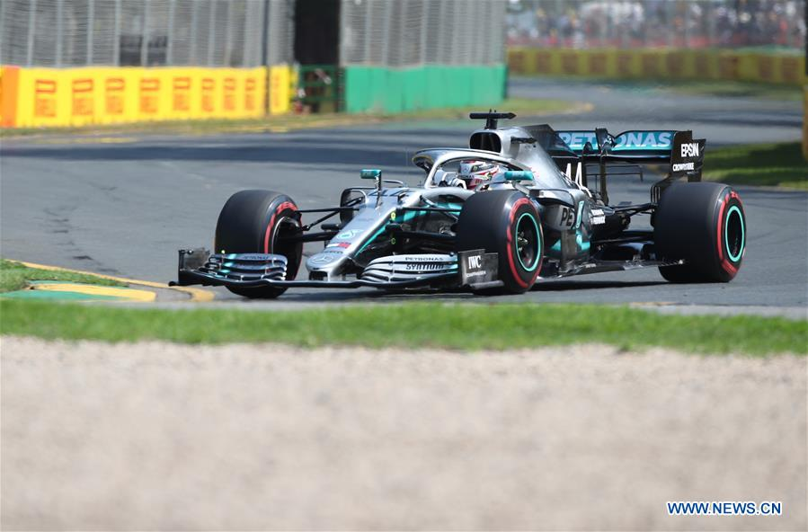 In pics: Qualifying session of Formula 1 Australian Grand