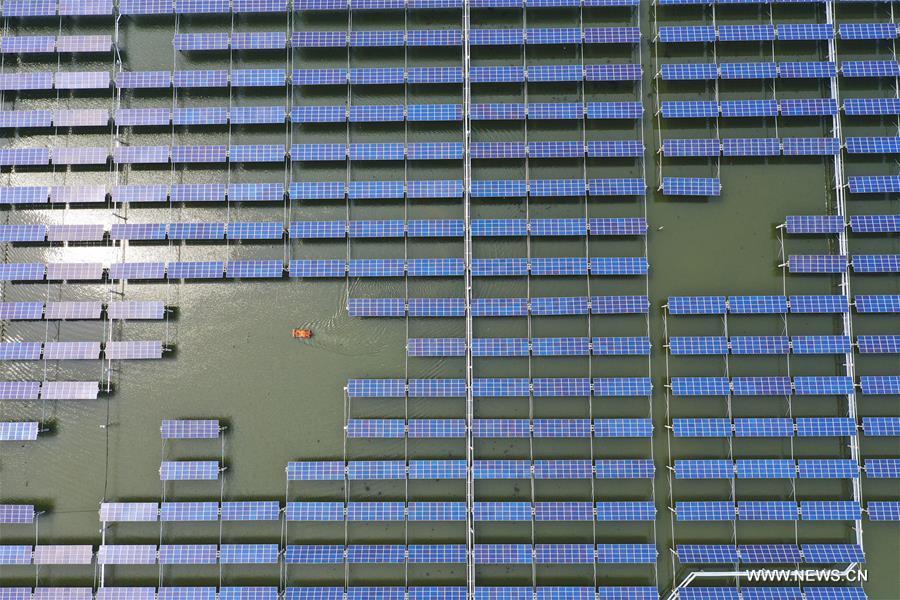 #CHINA-HUNAN-HENGYANG-CLEAN ENERGY(CN)