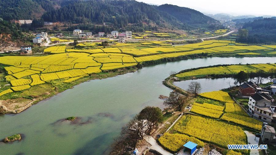 CHINA-GUIZHOU-JINPING-SPRING (CN)