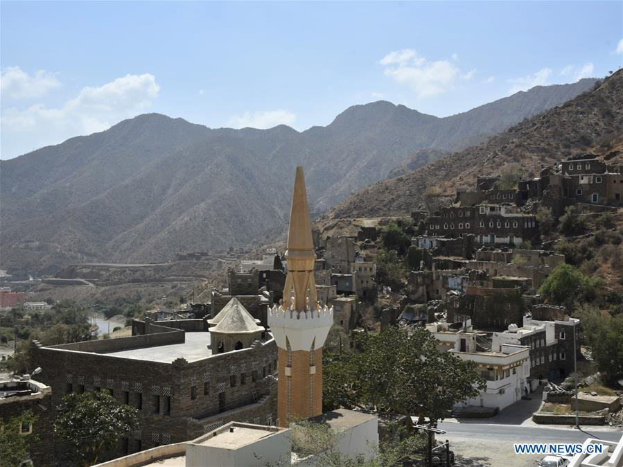 沙特阿拉伯 -  ABHA-VILLAGE-RIJAL ALMAA