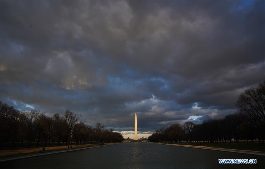 U.S.-WASHINGTON D.C.-WASHINGTON MONUMENT