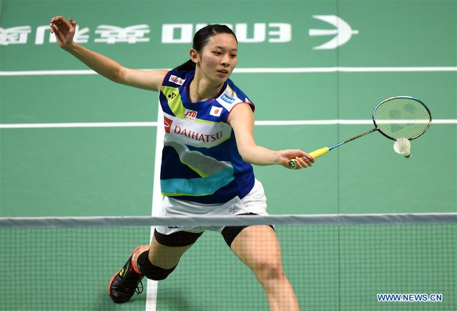 (SP)CHINA-HONG KONG-BADMINTON-CONTINENTAL TEAM CHAMPIONSHIPS(CN)