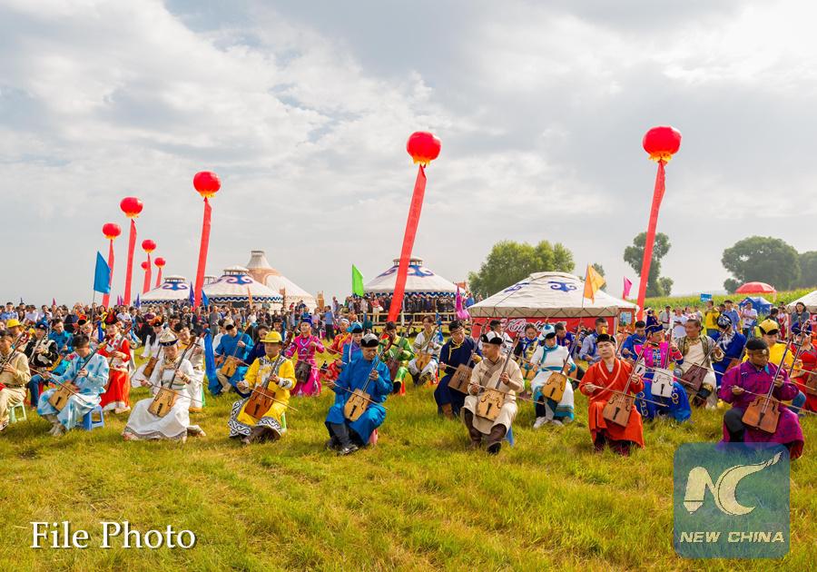 Mongolia to hold major folk art festival to promote tourism