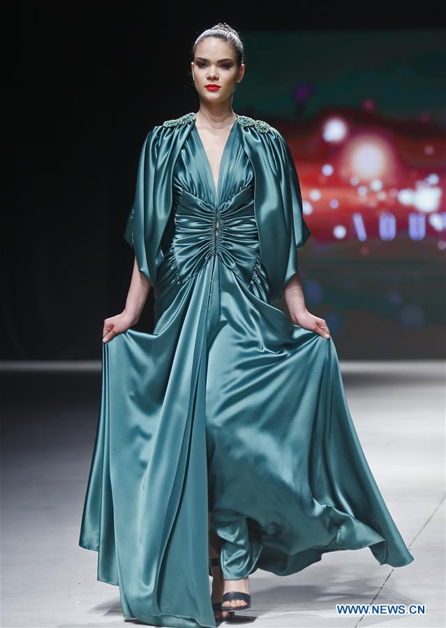 Highlights of Designers & Brands fashion show in Beirut