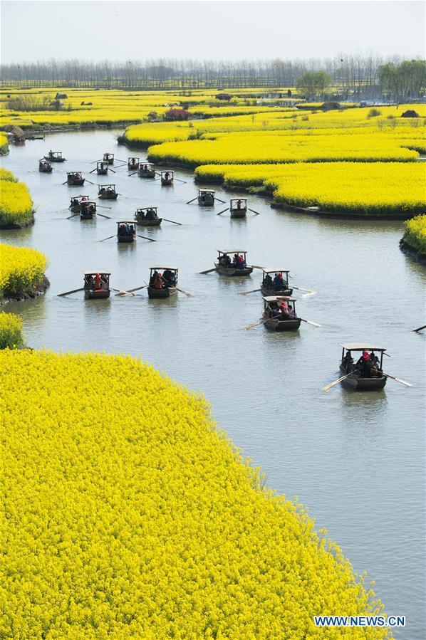 #CHINA-SPRING-SCENERY (CN)