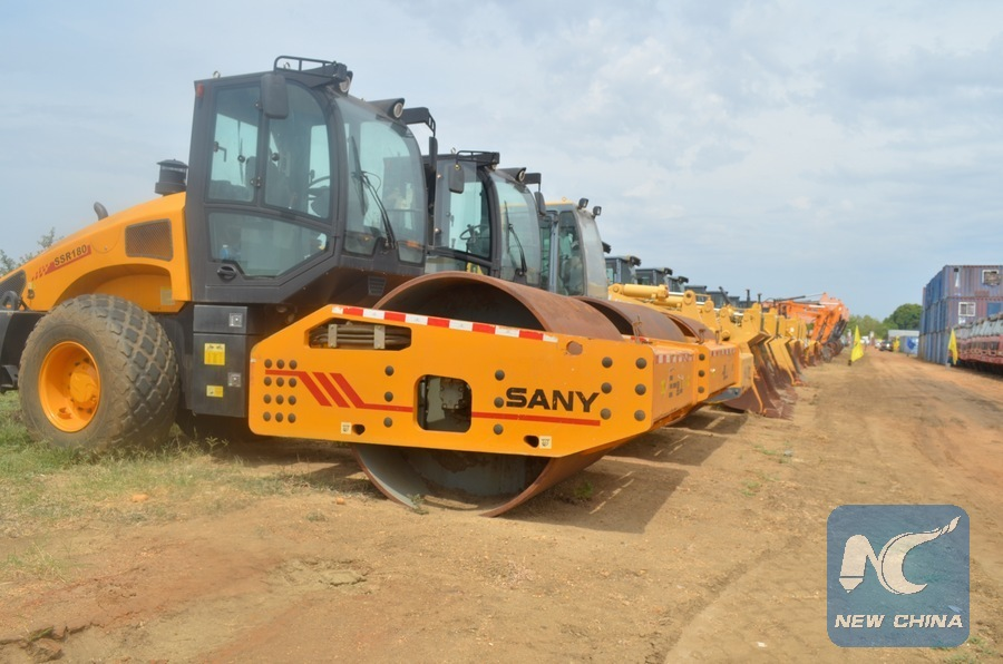 Chinese firm to start building major roads in South Sudan