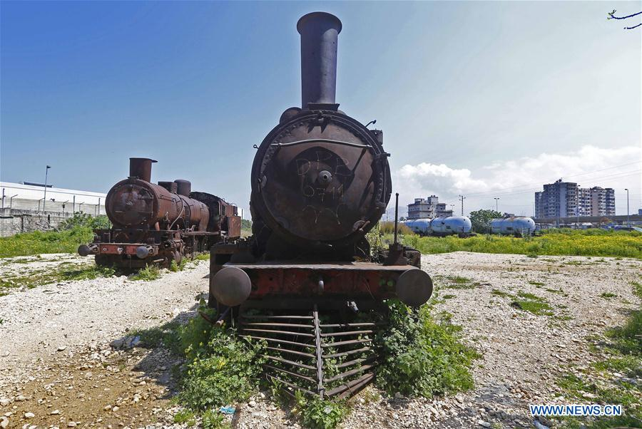 LEBANON-TRIPOLI-OLD TRAIN STATION