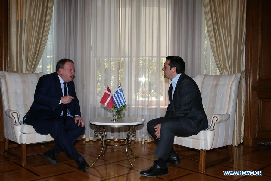 希腊 - 雅典 - 齐普拉斯丹-PM