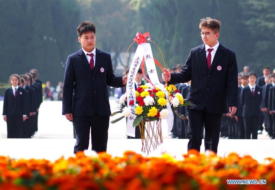 中国 - 上海 - 青明节 - 殉道者(CN)