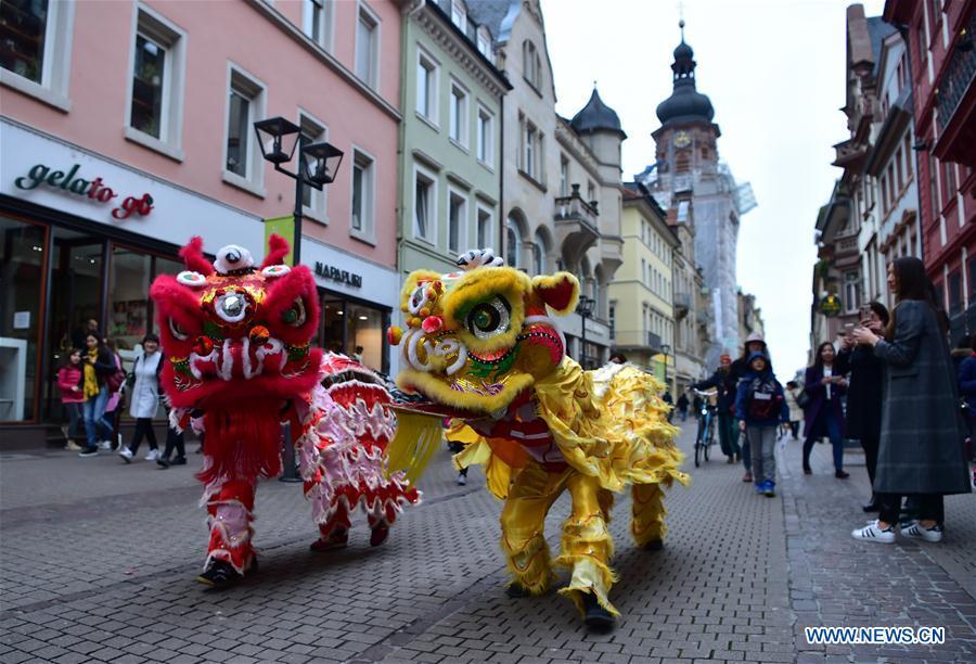 德国 - 海德伯格 - 中国周 - 中国文化展