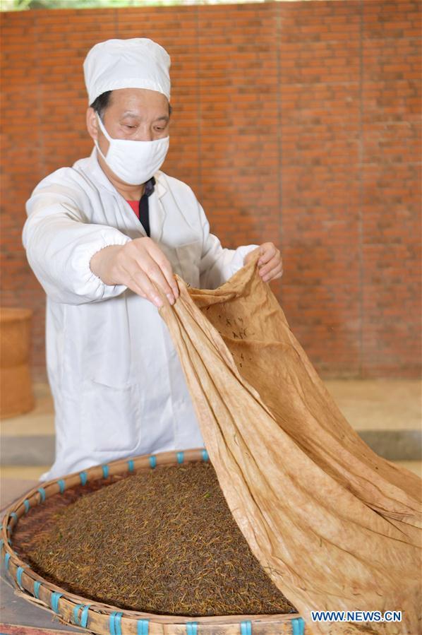 #CHINA-HUBEI-LICHUAN BLACK TEA (CN)