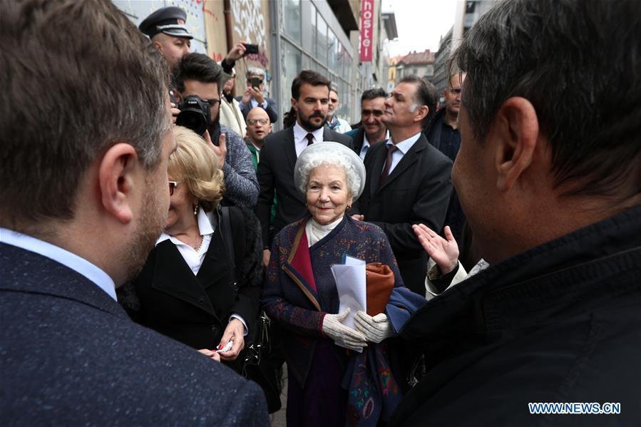 """波斯尼亚和黑塞哥维那 - 电影 - """"威风骚扰SARAJEVO"""" - 博物馆开幕"""