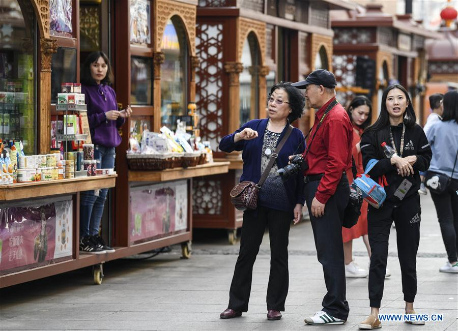 CHINA-XINJIANG-URUMQI-TOURISM (CN)