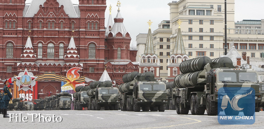 Putin, Erdogan discuss delivery of S-400 missile systems, joint high-tech weapons production