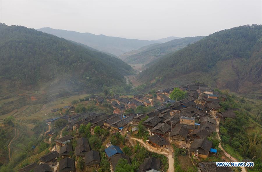 CHINA-YUNNAN-GUANGNAN-TOURISM (CN)